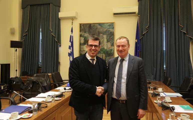 Κοινοβουλευτική διπλωματία: η Γαλλία στηρίζει την Ελλάδα απέναντι στις τουρκικές αυθαιρεσίες (Ε.Δ. Επιτροπή Ευρωπαϊκών Υποθέσεων, 25.02.2020)