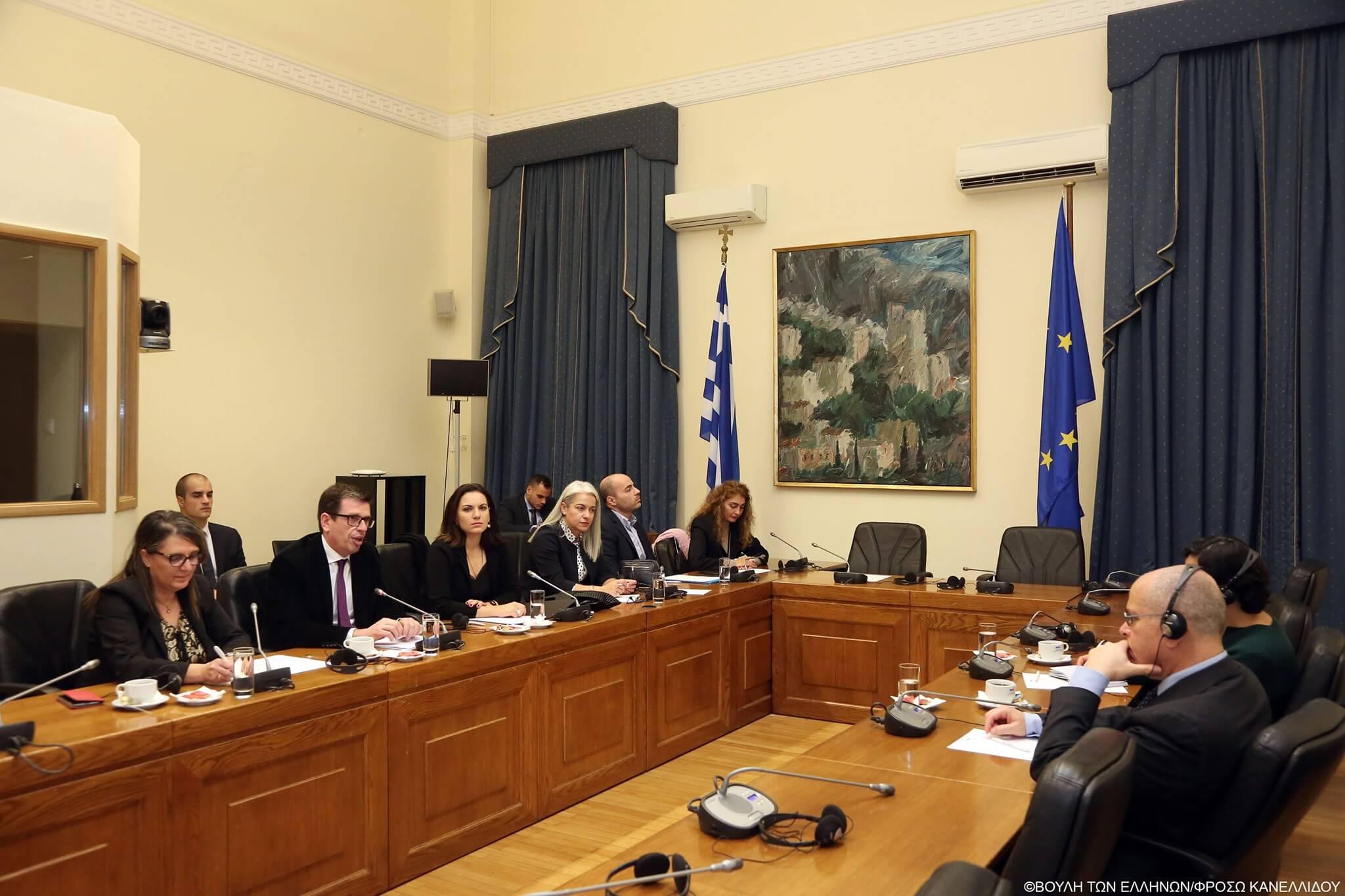 Θωρακίζοντας τις σχέσεις Ελλάδας – Ισραήλ (ΚΟΦ Ελλάδας-Ισραήλ, 16.12.2019)