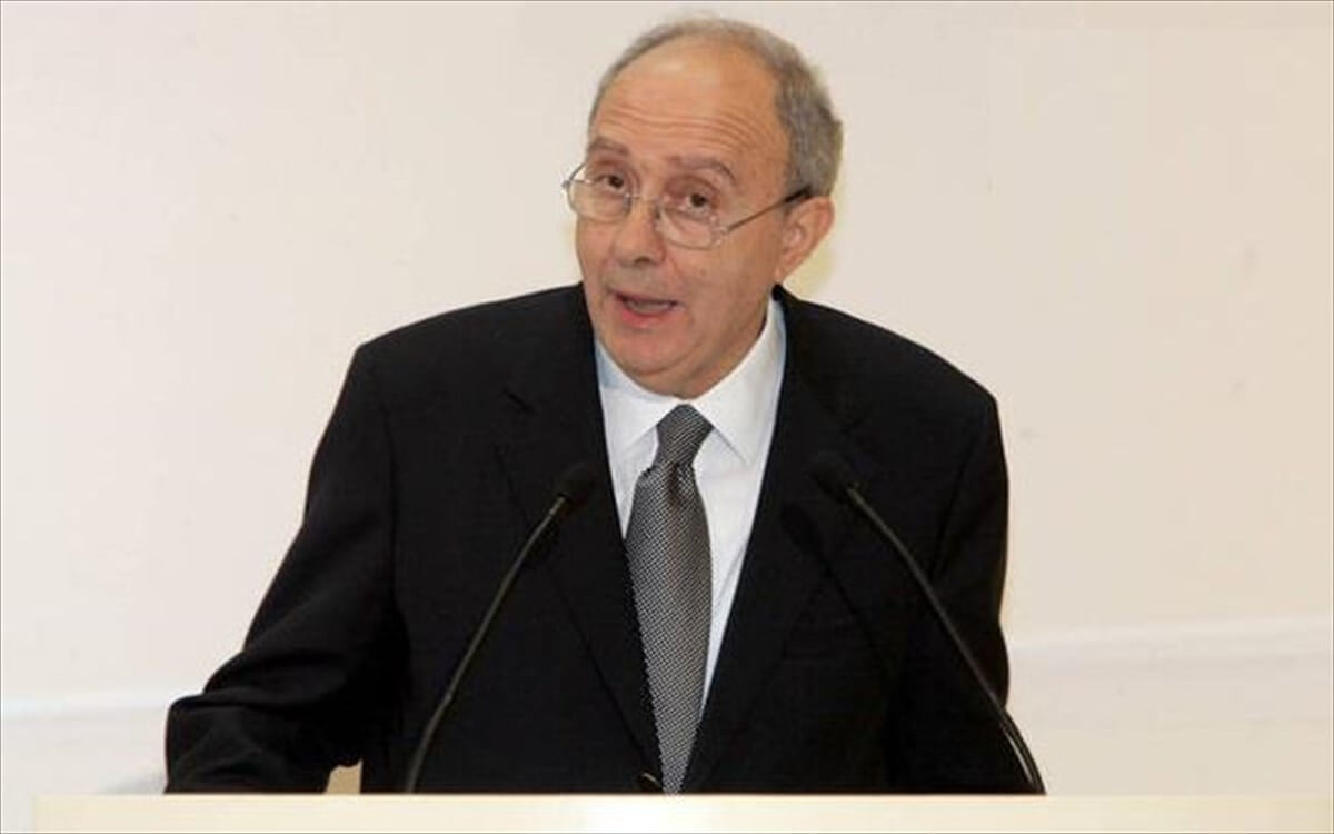 Κωνσταντίνος Σβολόπουλος 1938-2019