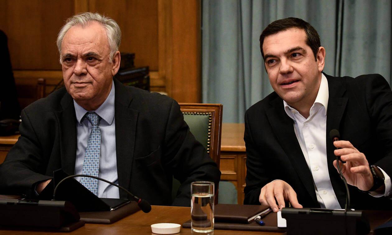 Τελικά ο Τσίπρας διαφωνεί με τον Δραγασάκη; (16.03.2020)