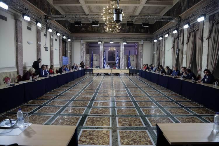 Η πρώτη συνεδρίαση της διακομματικής επιτροπής για την ανάπτυξη της Θράκης (28.07.2020)