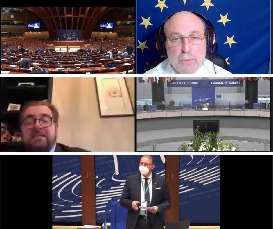 Το Συμβούλιο της Ευρώπης