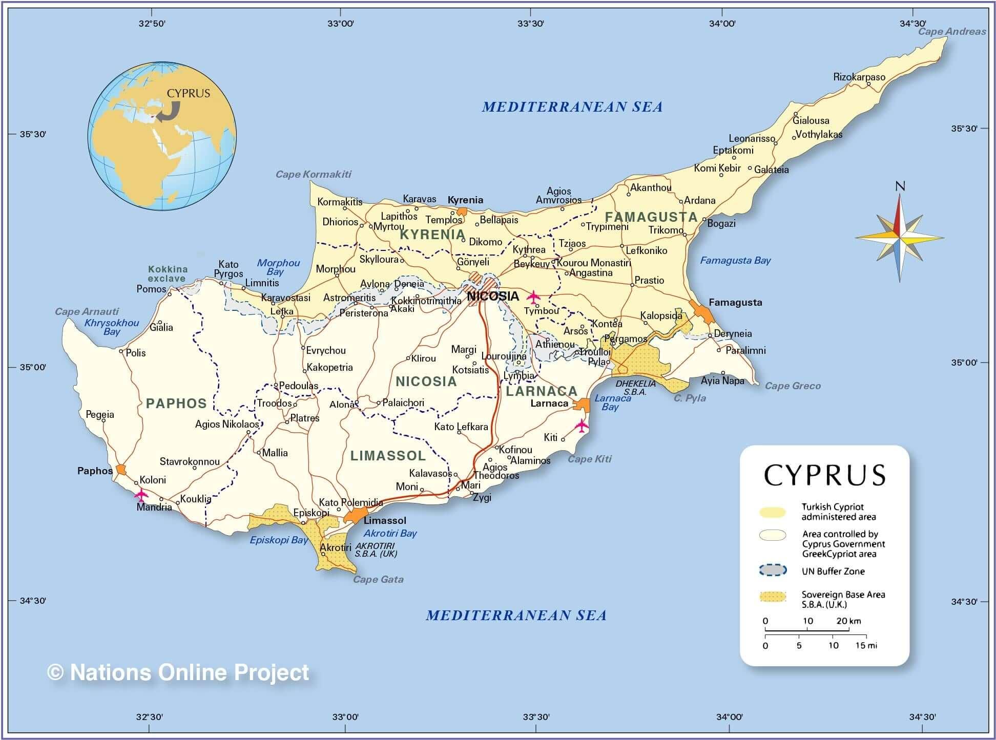 Που στοχεύει η πρόταση της Τουρκίας για δυο κράτη στην Κύπρο;