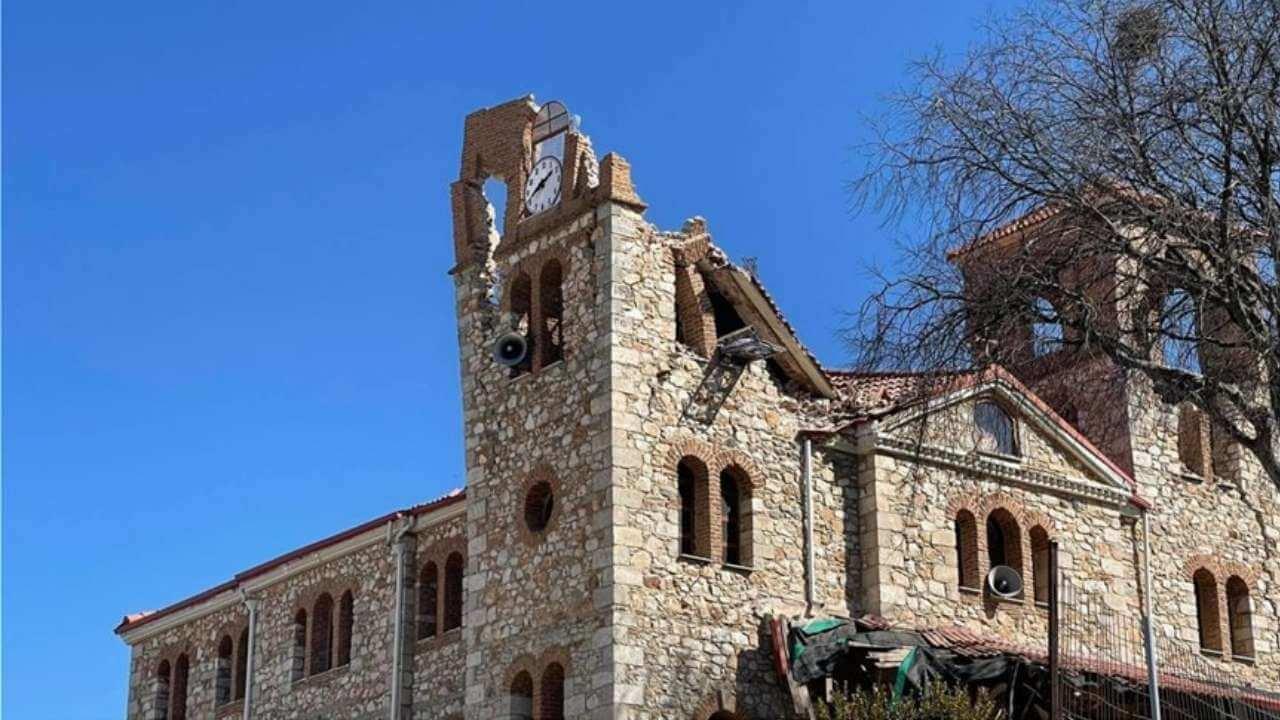 Οι σκέψεις μας είναι με τους σεισμόπληκτους συμπολίτες μας στη Θεσσαλία. Οι πληγέντες δεν θα αφεθούν μόνοι!