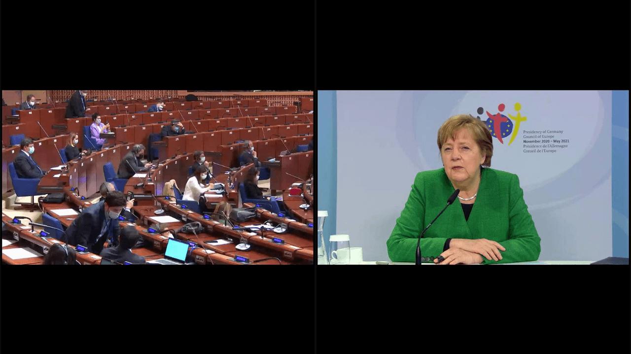 Συμβούλιο της Ευρώπης: Η Μέρκελ, η Ελλάδα, ο Ναβάλνυ και η Τουρκία