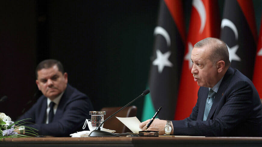 Can Greece use its position in the European Union to tempt Libya away from Ankara's fold? (Al-Monitor, Sean Mathews)