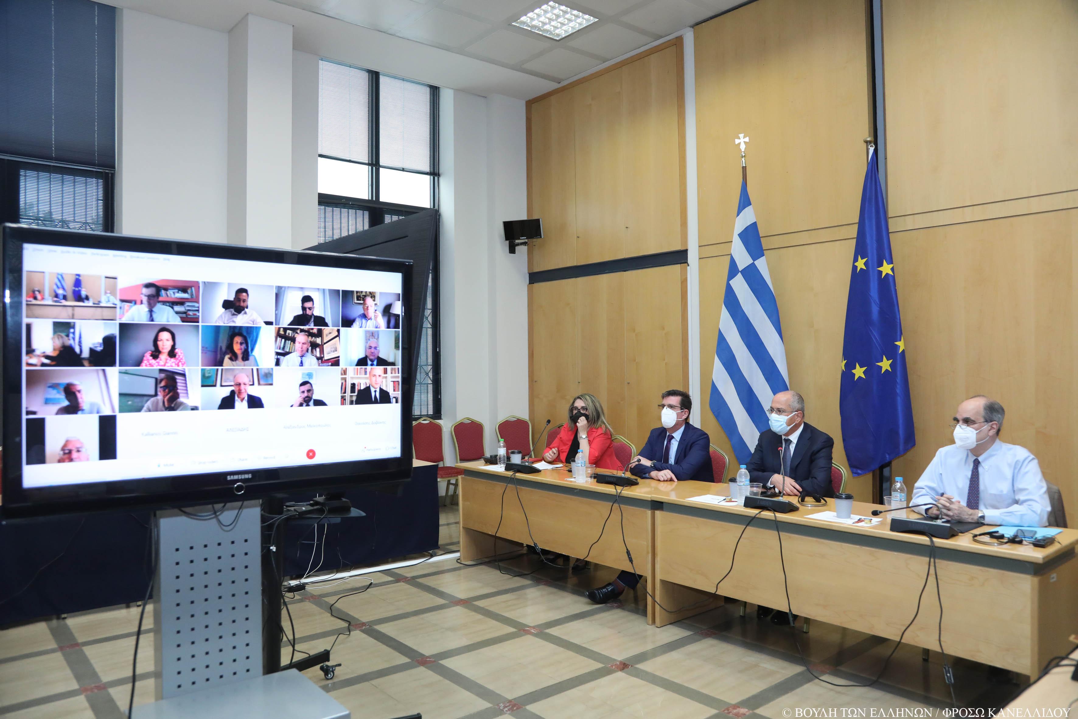 Συνεδρίαση ΚΟΦ Ελλάδας – Ισραήλ