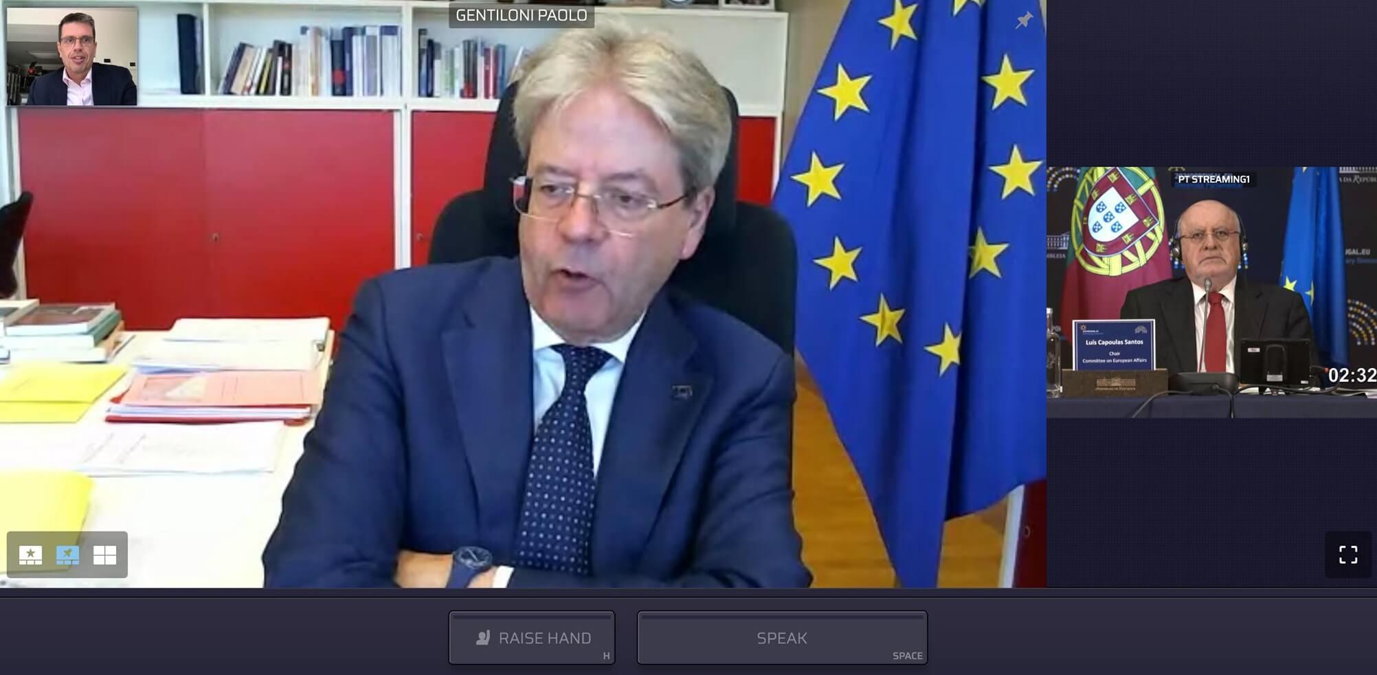65η Ολομέλεια της Διάσκεψης των Επιτροπών Ευρωπαϊκών Υποθέσεων των Κοινοβουλίων της Ε.Ε.