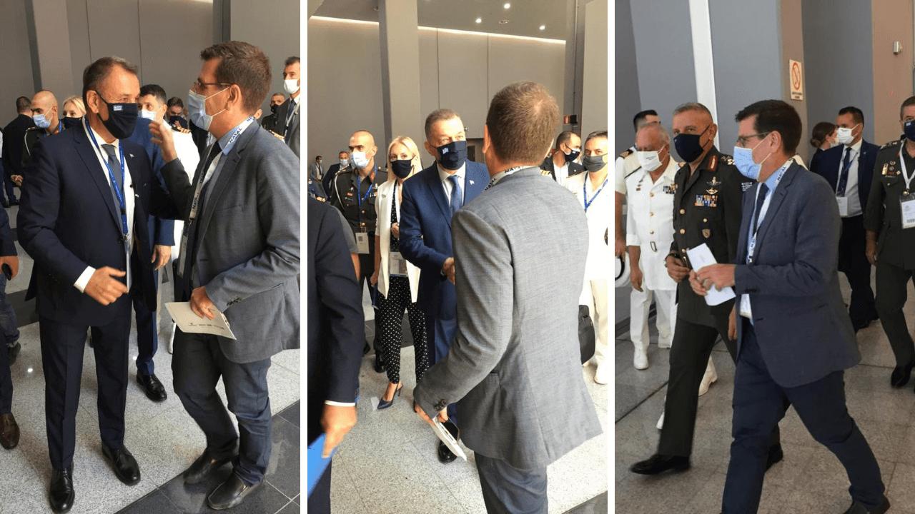 Συνάντηση Yπουργών Εθνικής Άμυνας Νοτιοανατολικής Ευρώπης στην Αθήνα