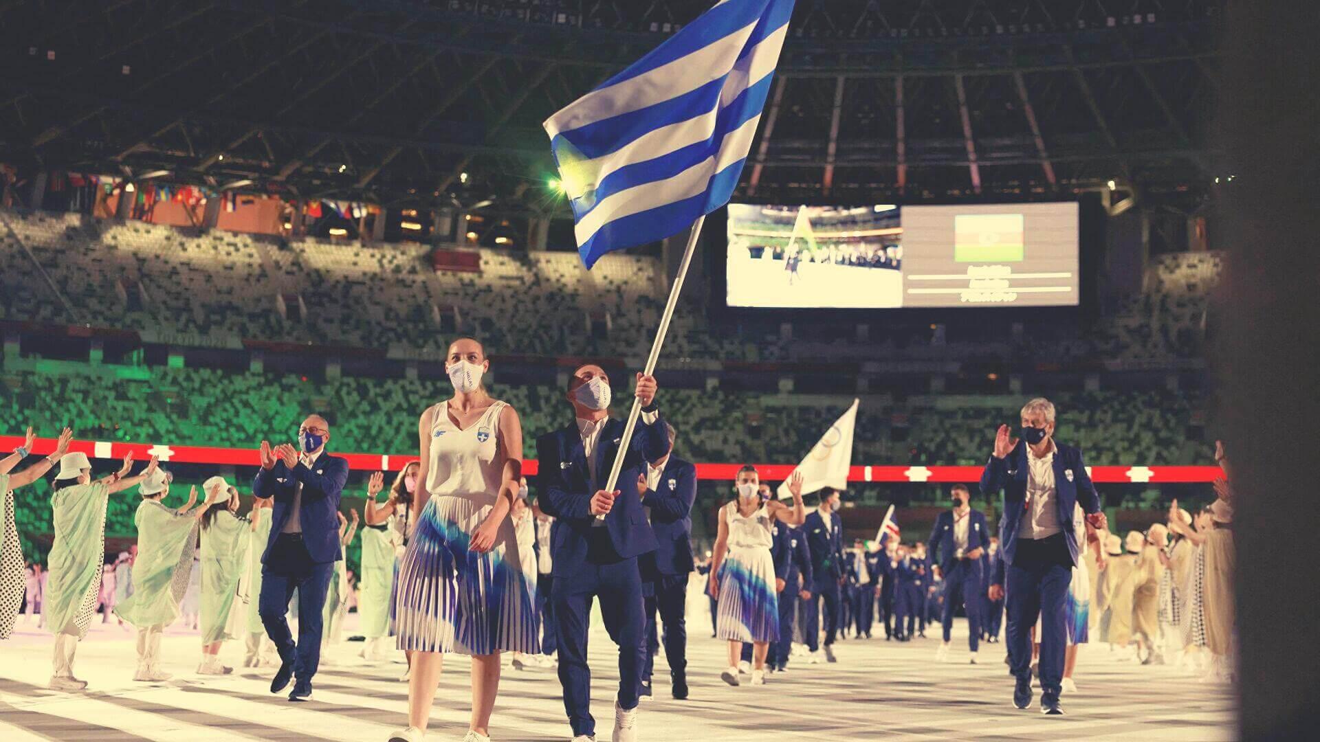 Η Ελλάδα πρώτη