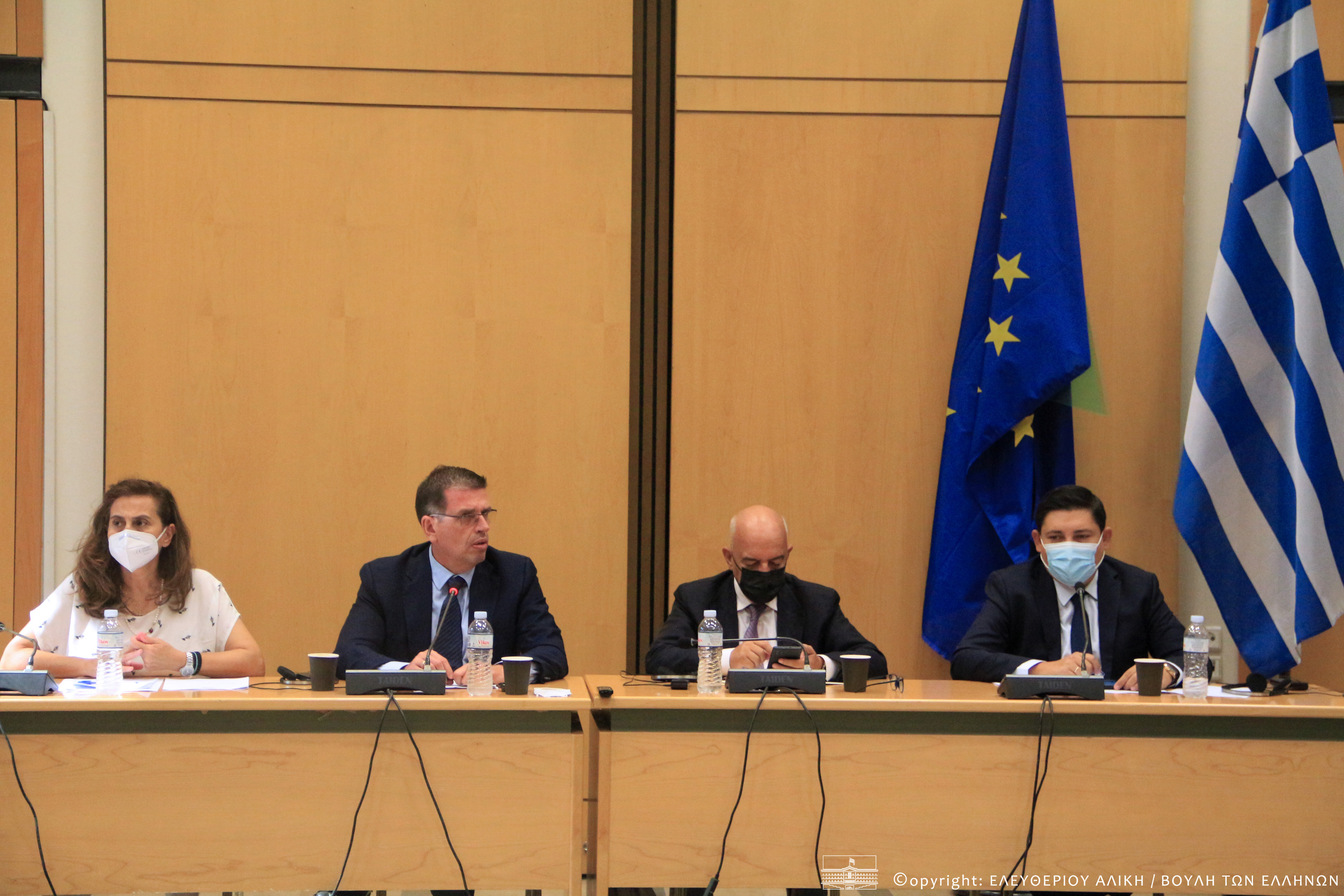 Επίσημη επίσκεψη της Ομάδας Γαλλοελληνικής Φιλίας της Γαλλικής Εθνοσυνέλευσης